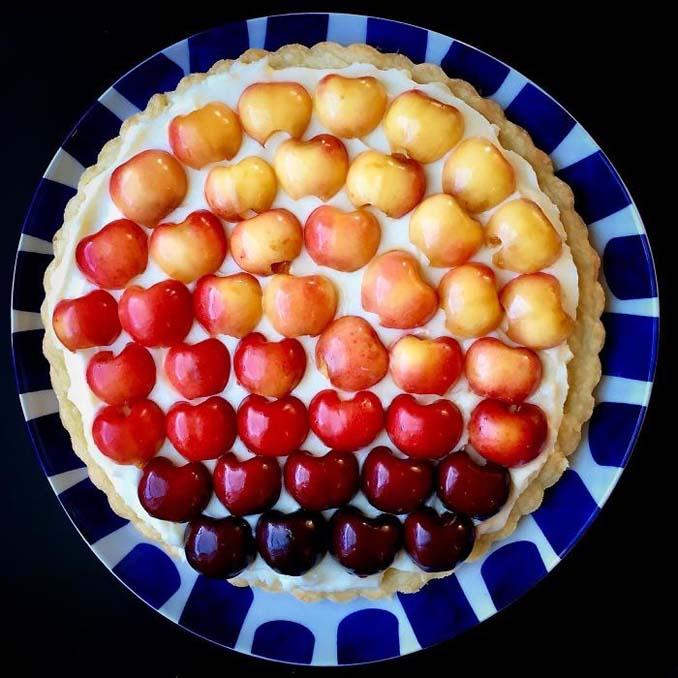 Δημιουργικές πίτες έργα τέχνης από την Lauren Ko (2)