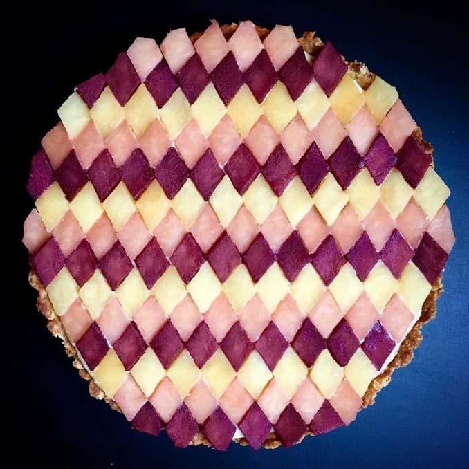 Δημιουργικές πίτες έργα τέχνης από την Lauren Ko (4)