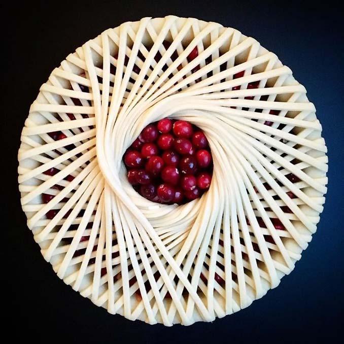 Δημιουργικές πίτες έργα τέχνης από την Lauren Ko (5)