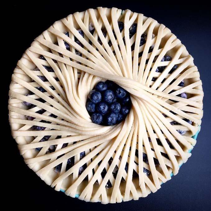 Δημιουργικές πίτες έργα τέχνης από την Lauren Ko (7)