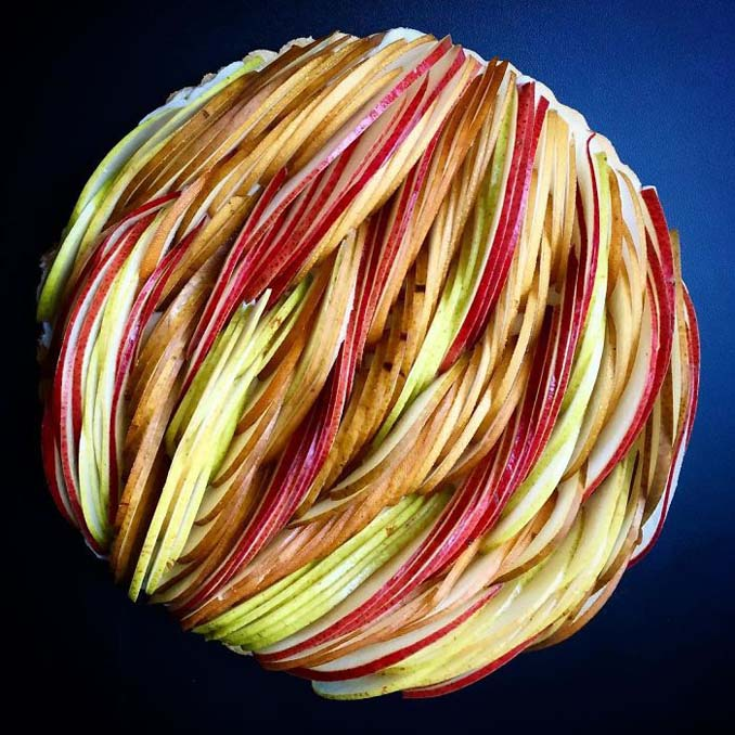 Δημιουργικές πίτες έργα τέχνης από την Lauren Ko (11)
