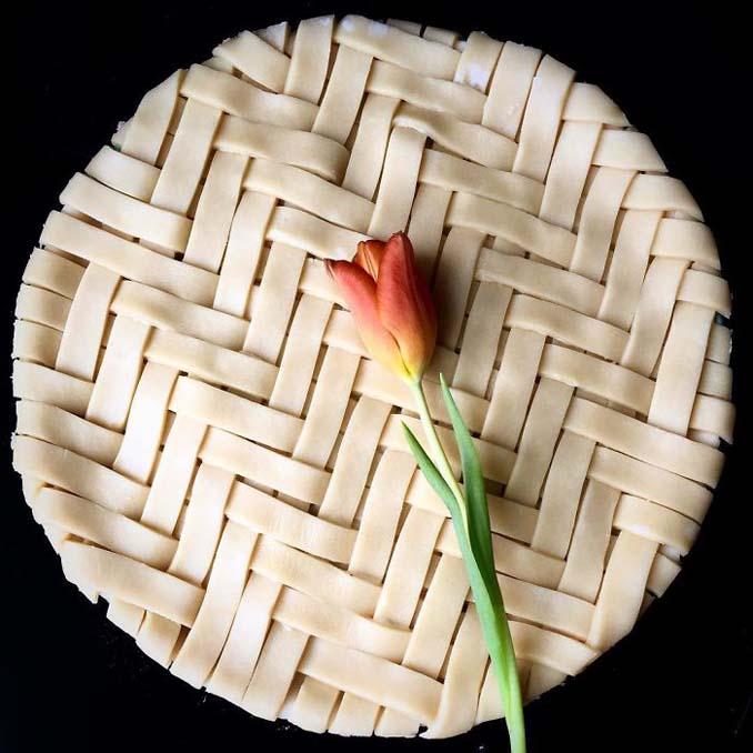 Δημιουργικές πίτες έργα τέχνης από την Lauren Ko (15)