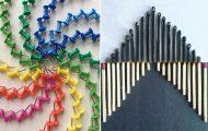 Καλλιτέχνης μεταμορφώνει την εμμονή του για τακτοποίηση σε πολύχρωμες δημιουργίες (27)