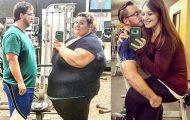 Έχασε 135 κιλά σε 18 μήνες - Οι φωτογραφίες «πριν και μετά» μας άφησαν άφωνους