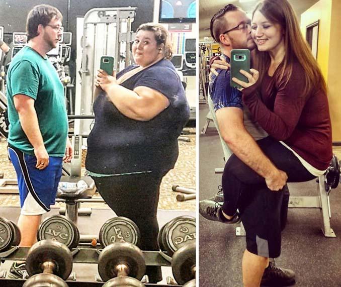 Έχασε 135 κιλά σε 18 μήνες - Οι φωτογραφίες «πριν και μετά» μας άφησαν άφωνους (1)