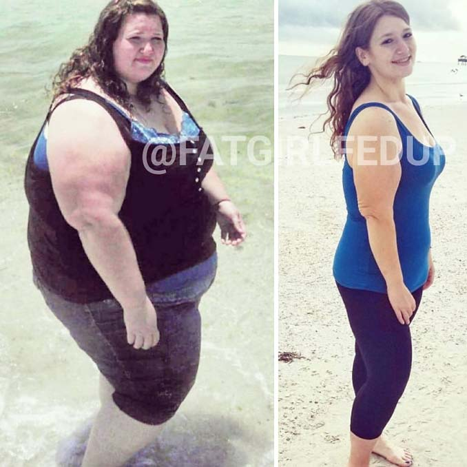 Έχασε 135 κιλά σε 18 μήνες - Οι φωτογραφίες «πριν και μετά» μας άφησαν άφωνους (2)