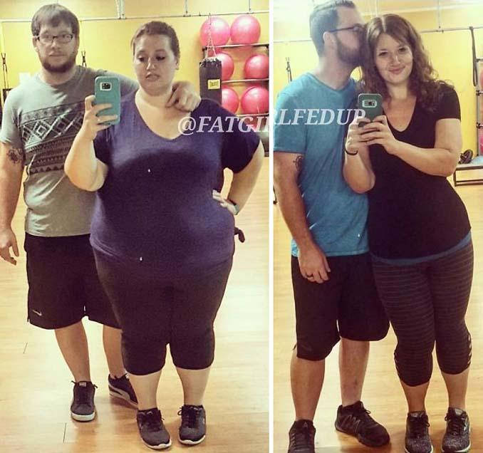 Έχασε 135 κιλά σε 18 μήνες - Οι φωτογραφίες «πριν και μετά» μας άφησαν άφωνους (4)
