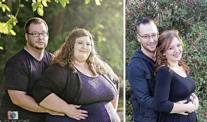 Έχασε 135 κιλά σε 18 μήνες - Οι φωτογραφίες «πριν και μετά» μας άφησαν άφωνους (6)