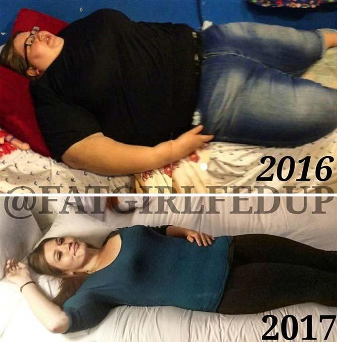 Έχασε 135 κιλά σε 18 μήνες - Οι φωτογραφίες «πριν και μετά» μας άφησαν άφωνους (8)