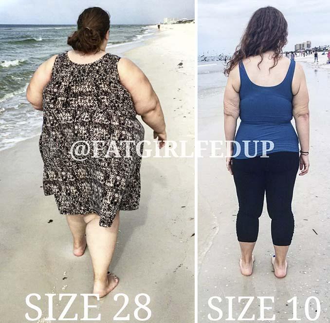 Έχασε 135 κιλά σε 18 μήνες - Οι φωτογραφίες «πριν και μετά» μας άφησαν άφωνους (10)