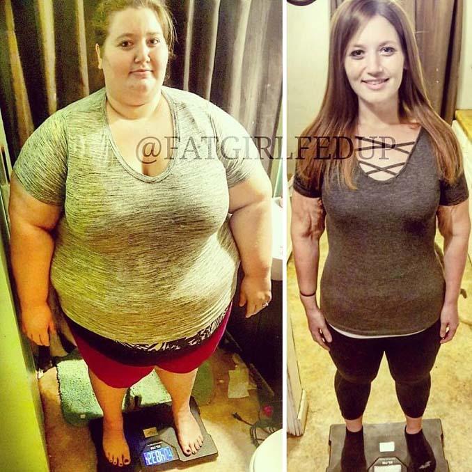 Έχασε 135 κιλά σε 18 μήνες - Οι φωτογραφίες «πριν και μετά» μας άφησαν άφωνους (11)