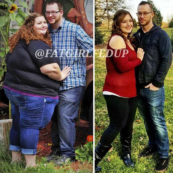 Έχασε 135 κιλά σε 18 μήνες - Οι φωτογραφίες «πριν και μετά» μας άφησαν άφωνους (15)