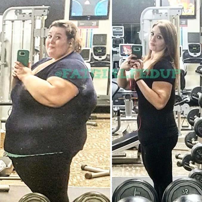Έχασε 135 κιλά σε 18 μήνες - Οι φωτογραφίες «πριν και μετά» μας άφησαν άφωνους (16)