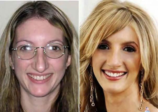 Γυναίκες με / χωρίς μακιγιάζ #25 (3)