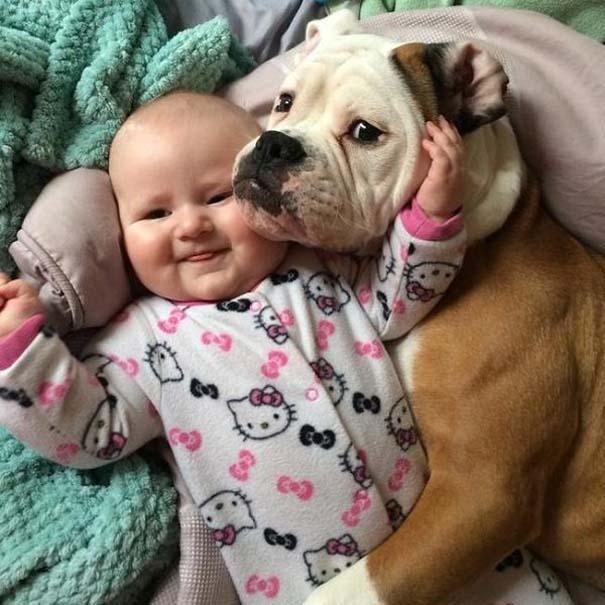 Ο ξεχωριστός δεσμός παιδιών και σκύλων μέσα από φωτογραφίες (9)