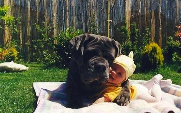 Ο ξεχωριστός δεσμός παιδιών και σκύλων μέσα από φωτογραφίες (13)