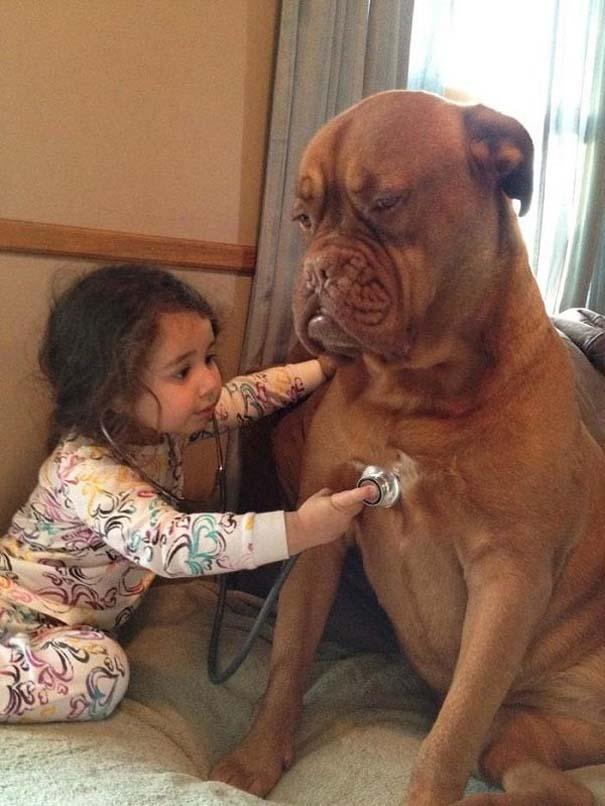 Ο ξεχωριστός δεσμός παιδιών και σκύλων μέσα από φωτογραφίες (14)