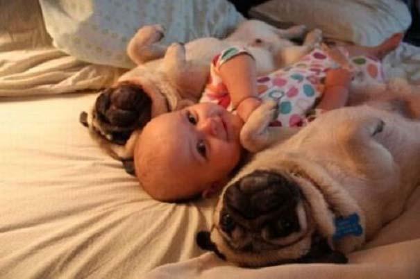 Ο ξεχωριστός δεσμός παιδιών και σκύλων μέσα από φωτογραφίες (17)