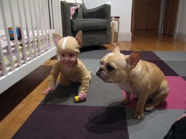 Ο ξεχωριστός δεσμός παιδιών και σκύλων μέσα από φωτογραφίες (18)