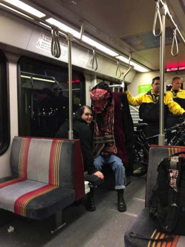 Παράξενες και κωμικοτραγικές φωτογραφίες στα μέσα μεταφοράς #31 (5)