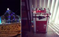 Κωμικοτραγικοί χριστουγεννιάτικοι στολισμοί (13)