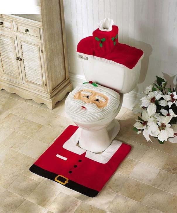 Κωμικοτραγικοί χριστουγεννιάτικοι στολισμοί (3)