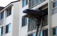 Η μετακόμιση σε ψηλό κτίριο στη Νότια Κορέα είναι παιχνιδάκι