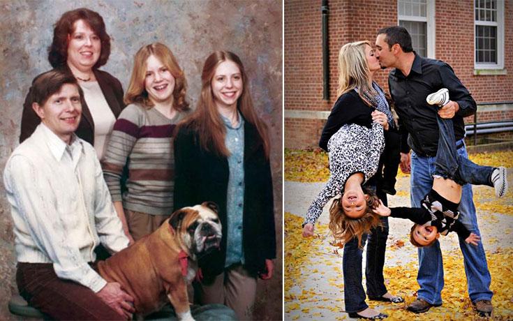 Παράξενες οικογενειακές φωτογραφίες #27 (10)