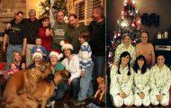 Περίεργες και άβολες χριστουγεννιάτικες οικογενειακές φωτογραφίες (16)