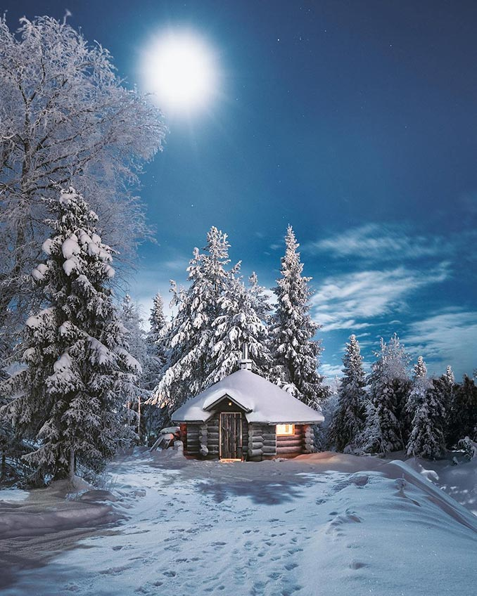 Χειμωνιάτικο παραμύθι | Φωτογραφία της ημέρας