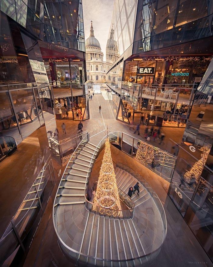 Το One New Change στο Λονδίνο | Φωτογραφία της ημέρας