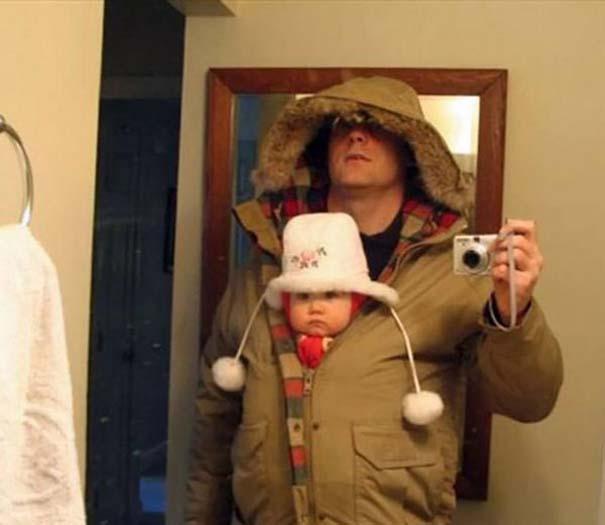 Πιτσιρίκια που προφανώς έμπλεξαν με μπαμπάδες με χιούμορ (1)