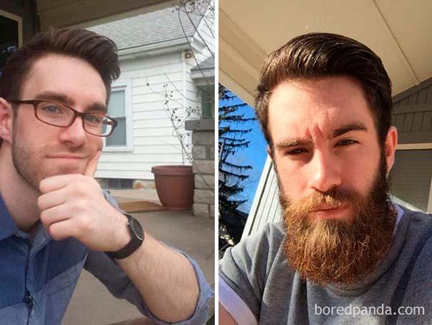 Πριν και μετά το μούσι - Απίστευτες μεταμορφώσεις (7)