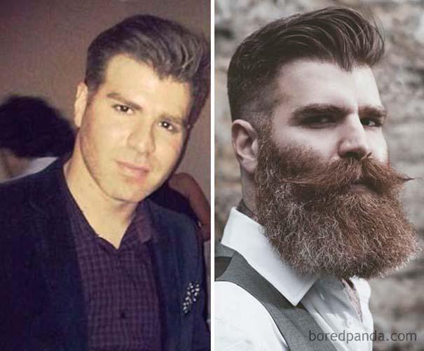 Πριν και μετά το μούσι - Απίστευτες μεταμορφώσεις (10)