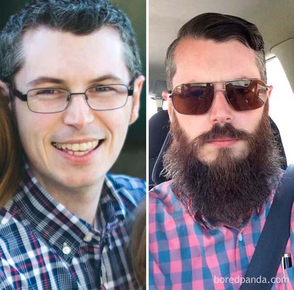 Πριν και μετά το μούσι - Απίστευτες μεταμορφώσεις (11)