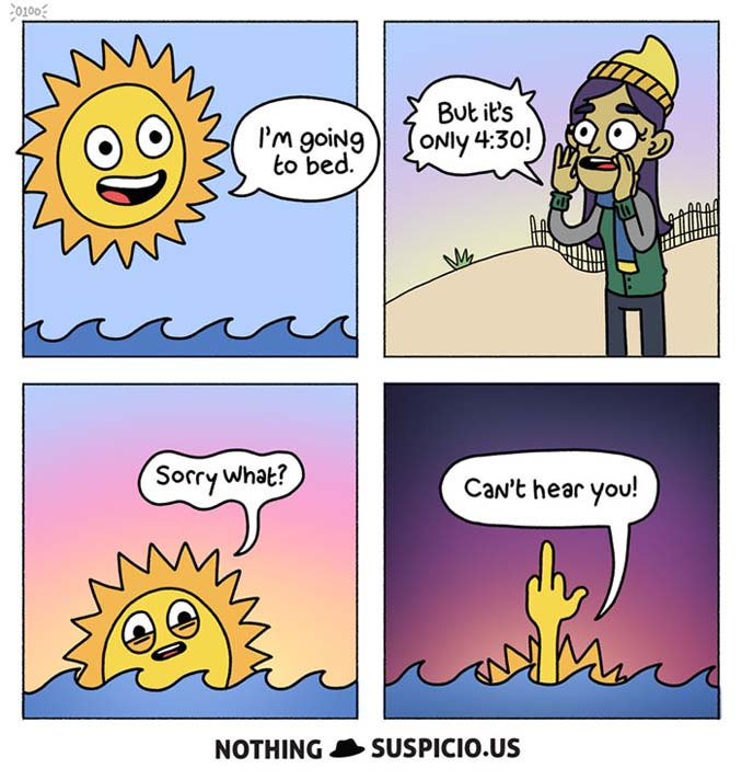 Κλασσικά προβλήματα του Χειμώνα μέσα από χιουμοριστικά σκίτσα (12)