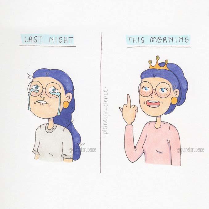 21 νέα χιουμοριστικά σκίτσα που δείχνουν πως είναι να είσαι κορίτσι στον τρελό κόσμο μας (7)