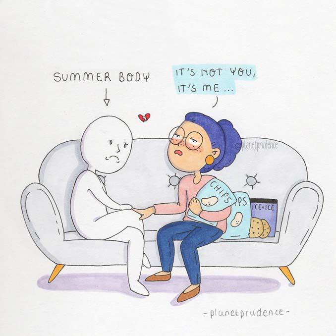 21 νέα χιουμοριστικά σκίτσα που δείχνουν πως είναι να είσαι κορίτσι στον τρελό κόσμο μας (16)