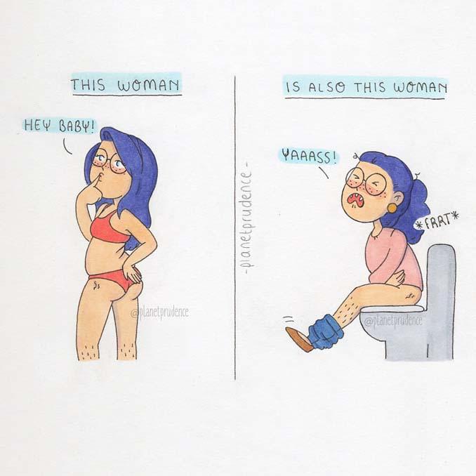 21 νέα χιουμοριστικά σκίτσα που δείχνουν πως είναι να είσαι κορίτσι στον τρελό κόσμο μας (17)