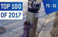 Τα 100 κορυφαία βιντεάκια που ξεχώρισαν το 2017 (Μέρος 2ο)