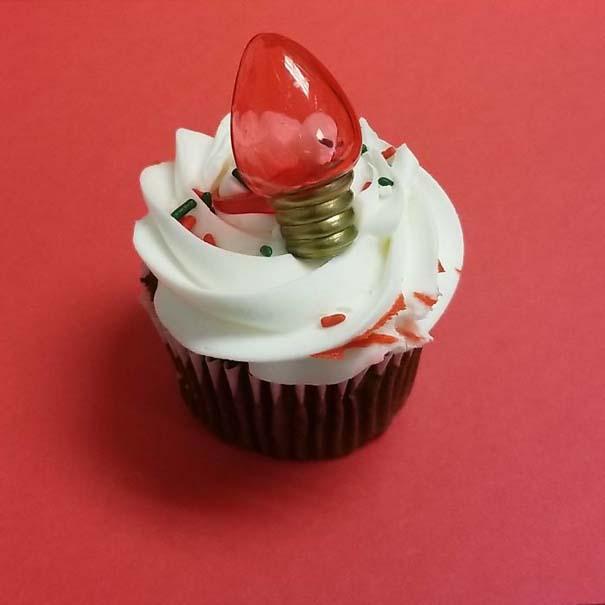 Χριστουγεννιάτικα cupcakes (2)
