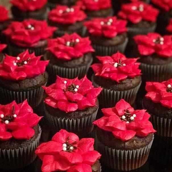 Χριστουγεννιάτικα cupcakes (3)