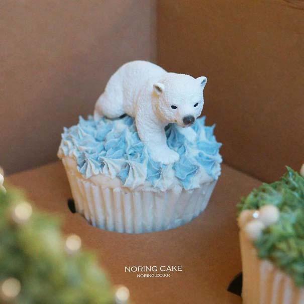 Χριστουγεννιάτικα cupcakes (4)