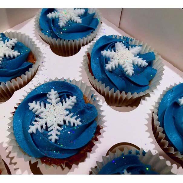 Χριστουγεννιάτικα cupcakes (5)
