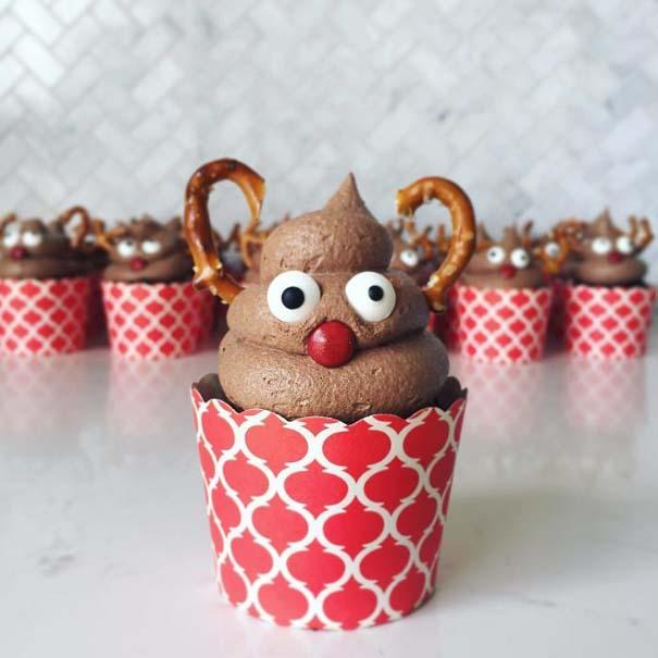 Χριστουγεννιάτικα cupcakes (9)
