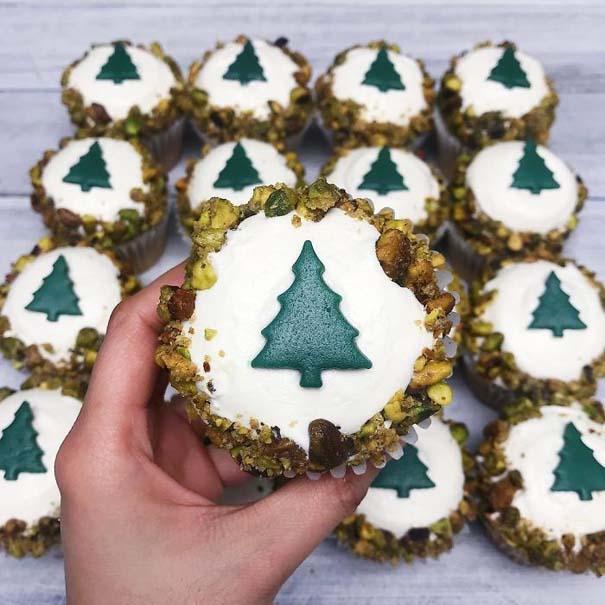 Χριστουγεννιάτικα cupcakes (11)