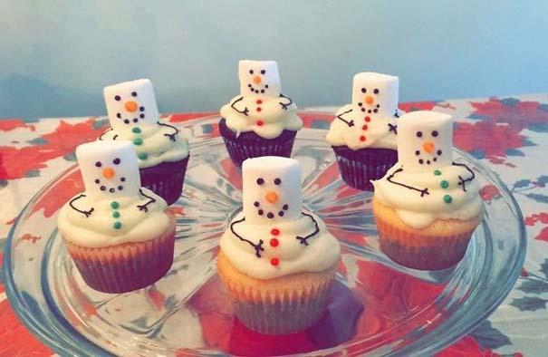 Χριστουγεννιάτικα cupcakes (13)