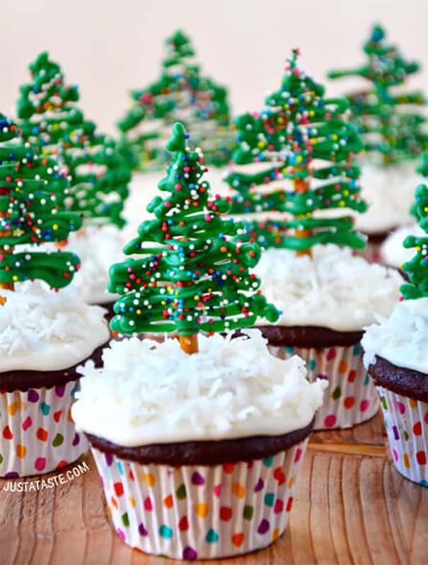 Χριστουγεννιάτικα cupcakes (17)