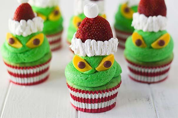 Χριστουγεννιάτικα cupcakes (18)