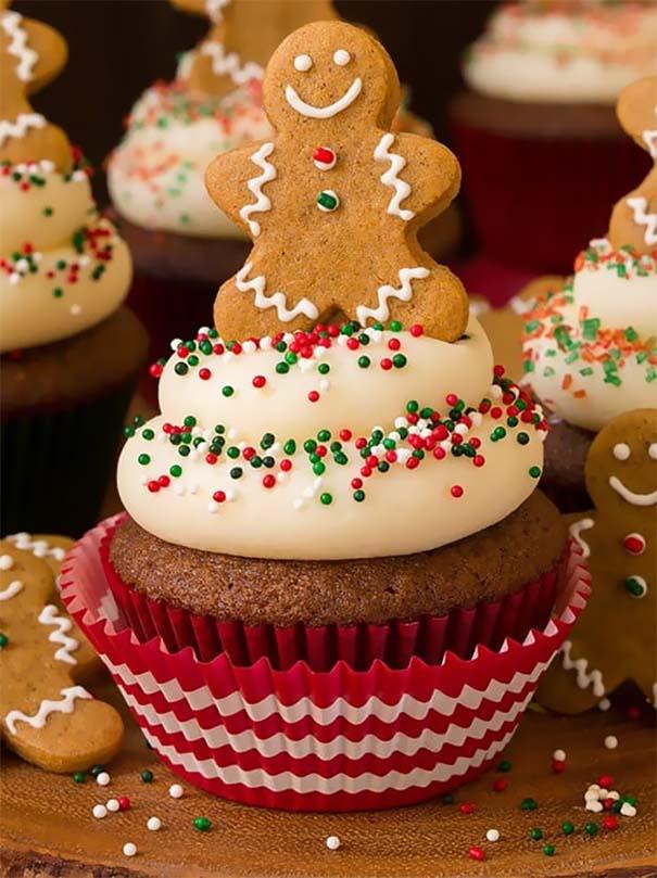 Χριστουγεννιάτικα cupcakes (19)